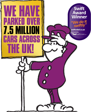 Heathrow Airport: The Purple Parking Meet & Greet Service