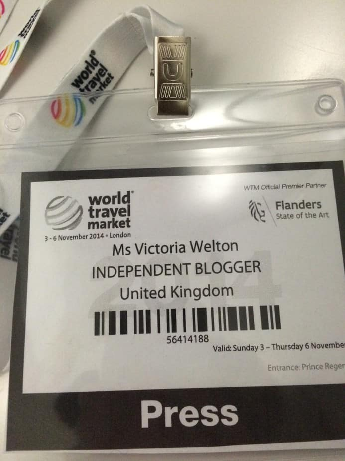 A Visit to the WTM 2014