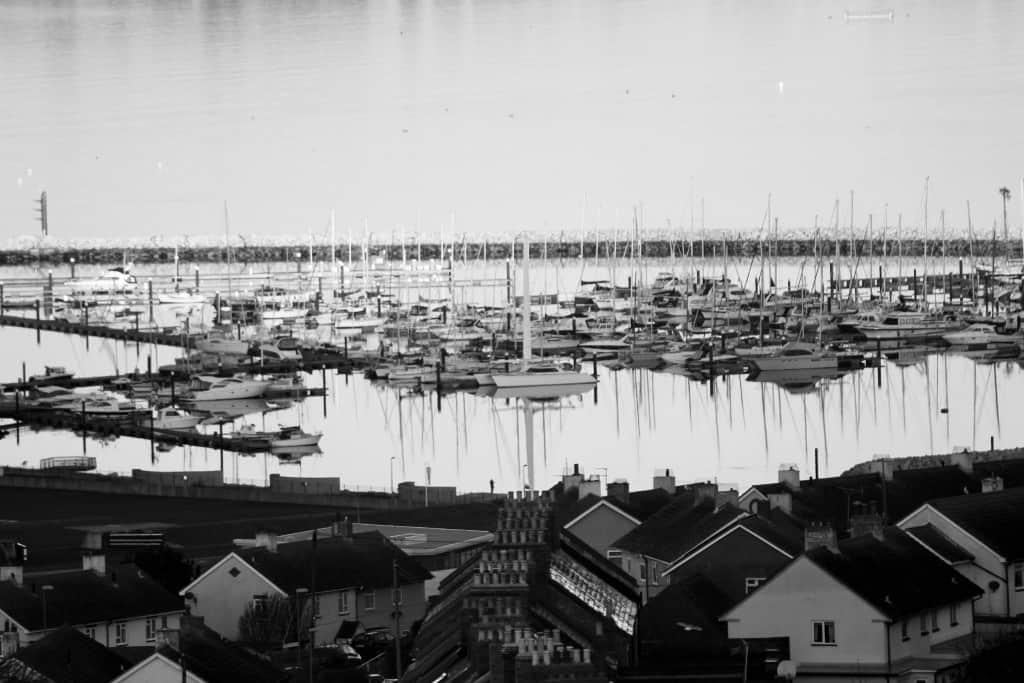 Portland Harbour.