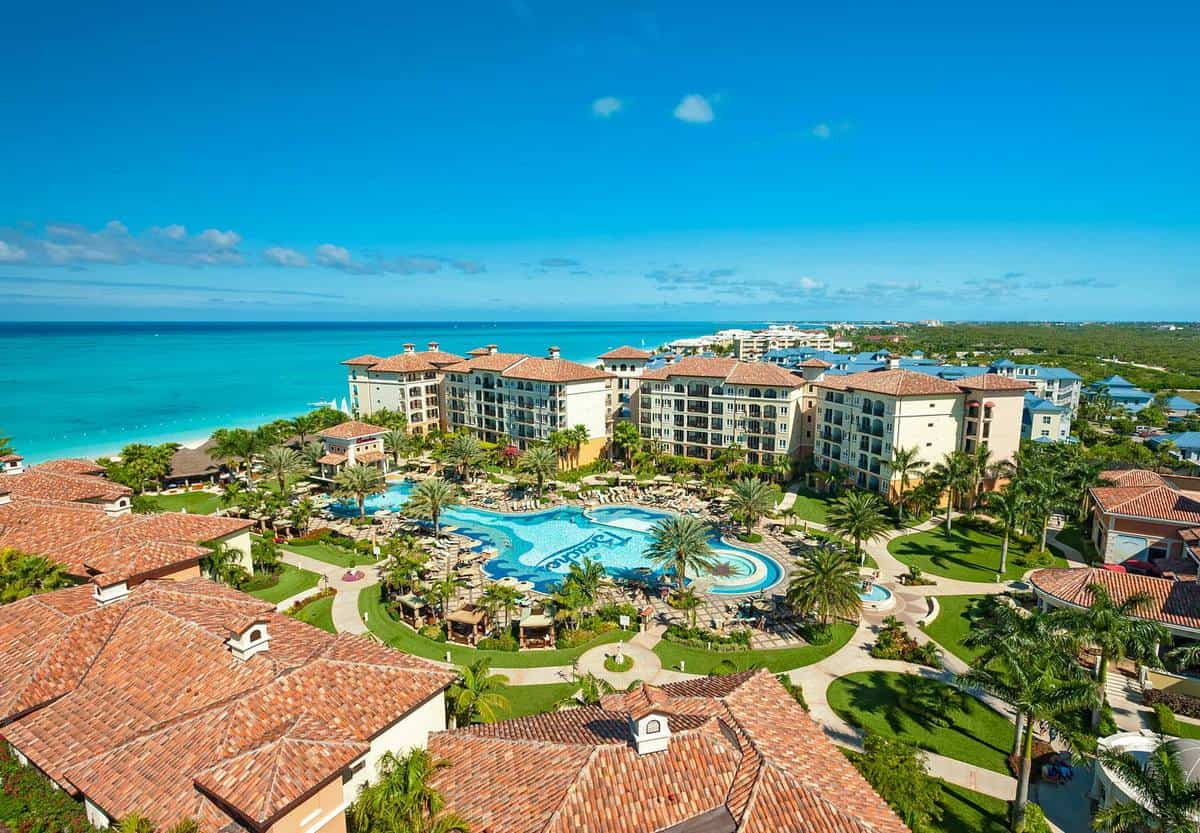 Beaches Turks And Caicos Resort Map With Restaurants