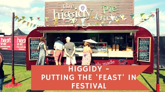 Higgidy – Putting the 'feast' in festival