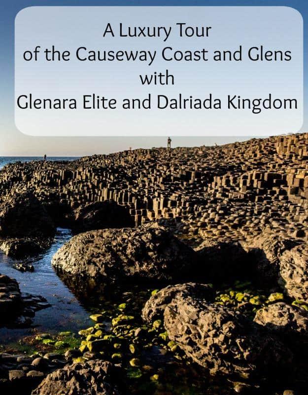 A Luxury Tour of the Causeway Coast and Glens with Glenara Elite and Dalriada Kingdom.2