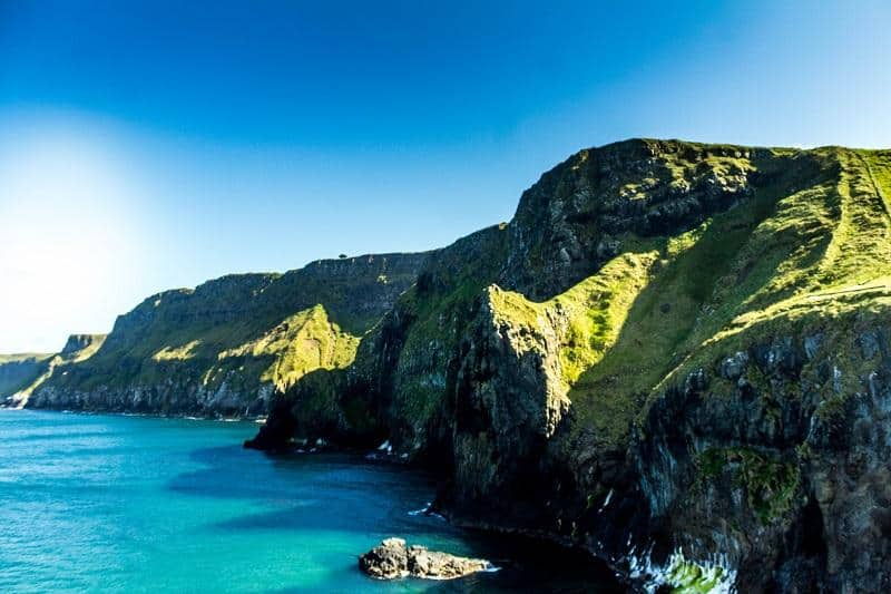 Ballintoy Coastline -VicVisits