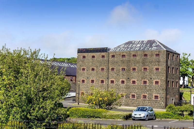 Bushmills Distillery 7