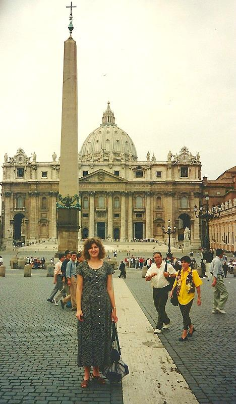 How I Long to Roam in Rome 6